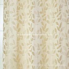 Typische 2016 Polyester Jacquard Fenster Vorhang