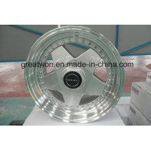 17-дюймовый красивый легкосплавный диск Borbet Replica