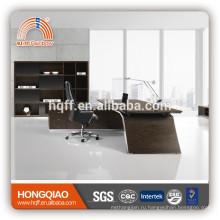 ДТ-12 деревянные офисный стол из нержавеющей стали стол база стол экзекьютива офиса