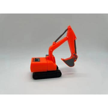 Excavator industrial machinery promotional USB Memory Stick