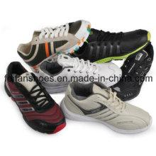 Конкурентоспособная Цена Акции Спортивные Кроссовки, Различные Повседневные Спортивные Туфли