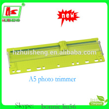 stationery tools paper trimmer cutter, manual cutter for cutting paper