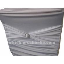 couverture de chaise universelle, usine de housse chaise CTS769 vogue, 200GSM meilleur tissu lycra