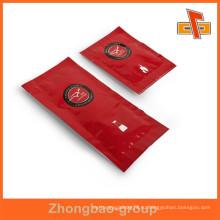Термосваривание глубокой печати пищевой асептический пластиковый сахар и паста для сливок