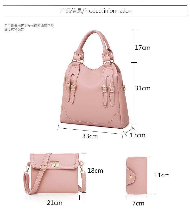 Custom Color Promotion Crocodile Pattern Handbag for Women