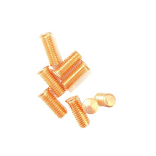 short cycle stud copper plated