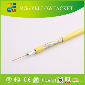 Câble RF 75 Ohm 8d-Fb en usine avec CE RoHS