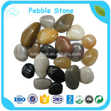 Red White Black River Stone Pebbles Landscape Stone
