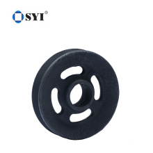 Factory HIgh Precision CNC Machining Cast Iron V Belt Pulley for Car Accessories