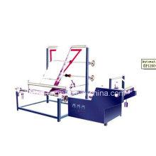 Máquina de dobra da borda do rolo de película do PE dos PP para o pano e o industrial bons