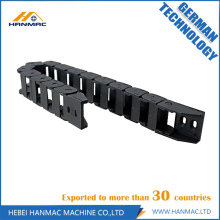 Oil Resistance Plastic Drag Chain CNC Machine Tools