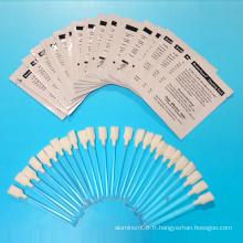 Zebra 105909-169 kit de nettoyage d'imprimante avec cartes de nettoyage