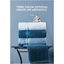 34*75cm Premium Absorbent Eco-friendly Bamboo Bath Towel for Bathroom