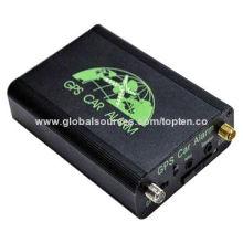 GPS Car Alarm, Strong Security Capability and Vibration Alert