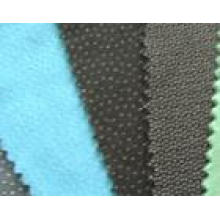 Garment accessory double-dot woven interlining