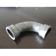 Casting Pipe Fitting Long Sweep Bend
