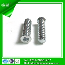 Carbon Steel Flat Head Self Tapping Screw