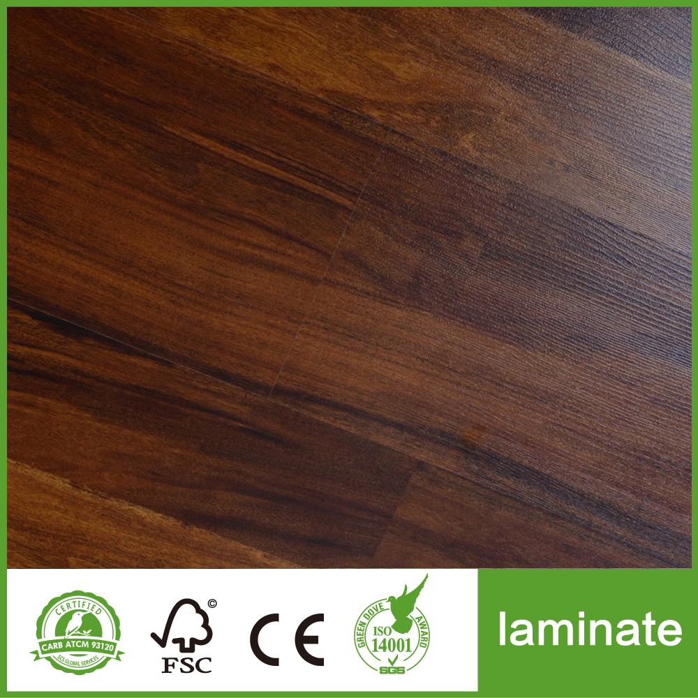 12mm Dark Laminate Flooring