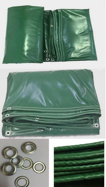 PVC tarps