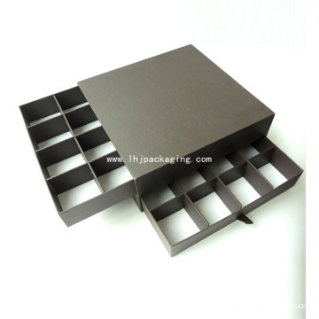 Luxury Wedding Packaging Drawer Candy Gift Box