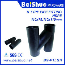Pipe Fitting Supplier H Type Vent Pipe