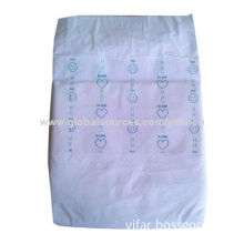 Super absorbent cotton adult diaper