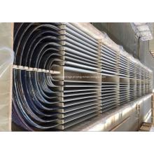 Tubo redondo da curvatura de ASTM A213 TP321 U