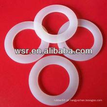 Lavadora e vedação de silicone FDA
