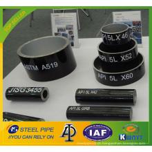 API 5L X42 tubo de aço carbono sem costura