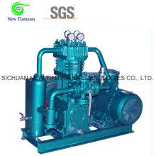 Lubricación libre de aceite Pequeño Compresor de Gas LPG Ligero