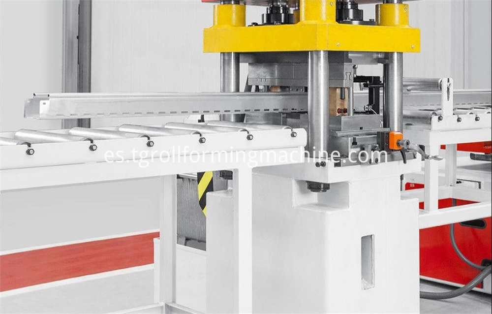 Steel Cable Tray Forming Machine