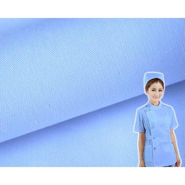 Polyester Cotton Anti Chlorine Wash Nurse Uniform Fabric
