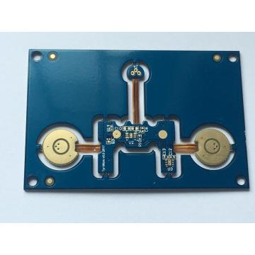 Small BGA Rigid-Flex PCB assembly
