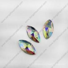 Наветт Кристалл ювелирные изделия стекло камень для Оптовая продажа