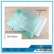 Office document transparent bag of filling products