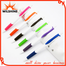 Slim Plastic Ball Pen for Hotel Promotion (BP0227)