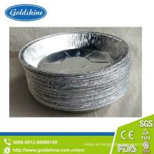 Wegwerfbacken-Aluminiumfolie-Ei-Törtchen