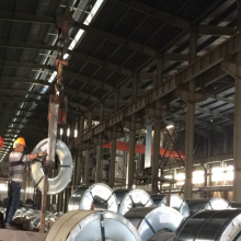 Manufaktur feuerverzinkt Stahl-Coils für Bau-China