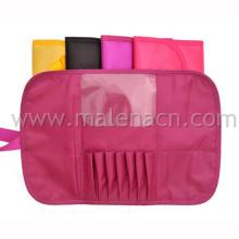 Bolso cosmético, bolsa del cepillo del maquillaje