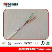 Cat3 1-100 Pairs Telephone Cable with CE/ETL/RoHS/ISO9001