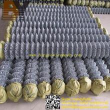 Clôture galvanisée à mailles losangées Clôture métallique à losanges
