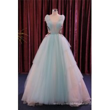 Green Prom Evening Party Gowns