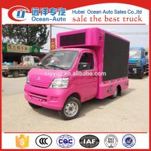 China Mobile Digital Billboard Truck para la venta