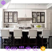 meubles de cuisine durables mis en armoires de cuisine prix