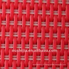 Tissus sécheurs en spirale en polyester de qualité supérieure