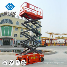 Launch Scissor Lift