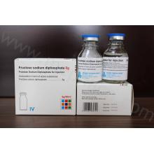 Fructose Sodium Diphosphate Injecção 5g, Diphosphate Sodium para Injeção 10g