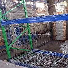 Warehouse Storage Heavy Duty Pallet Shelf with Wire Mesh Decking