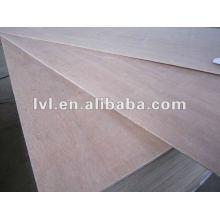 Verschiedene Arten von Sperrholz für Indien Markt