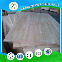 New Zealand Radiata Pine Finger-Joint Board For Making Furniture